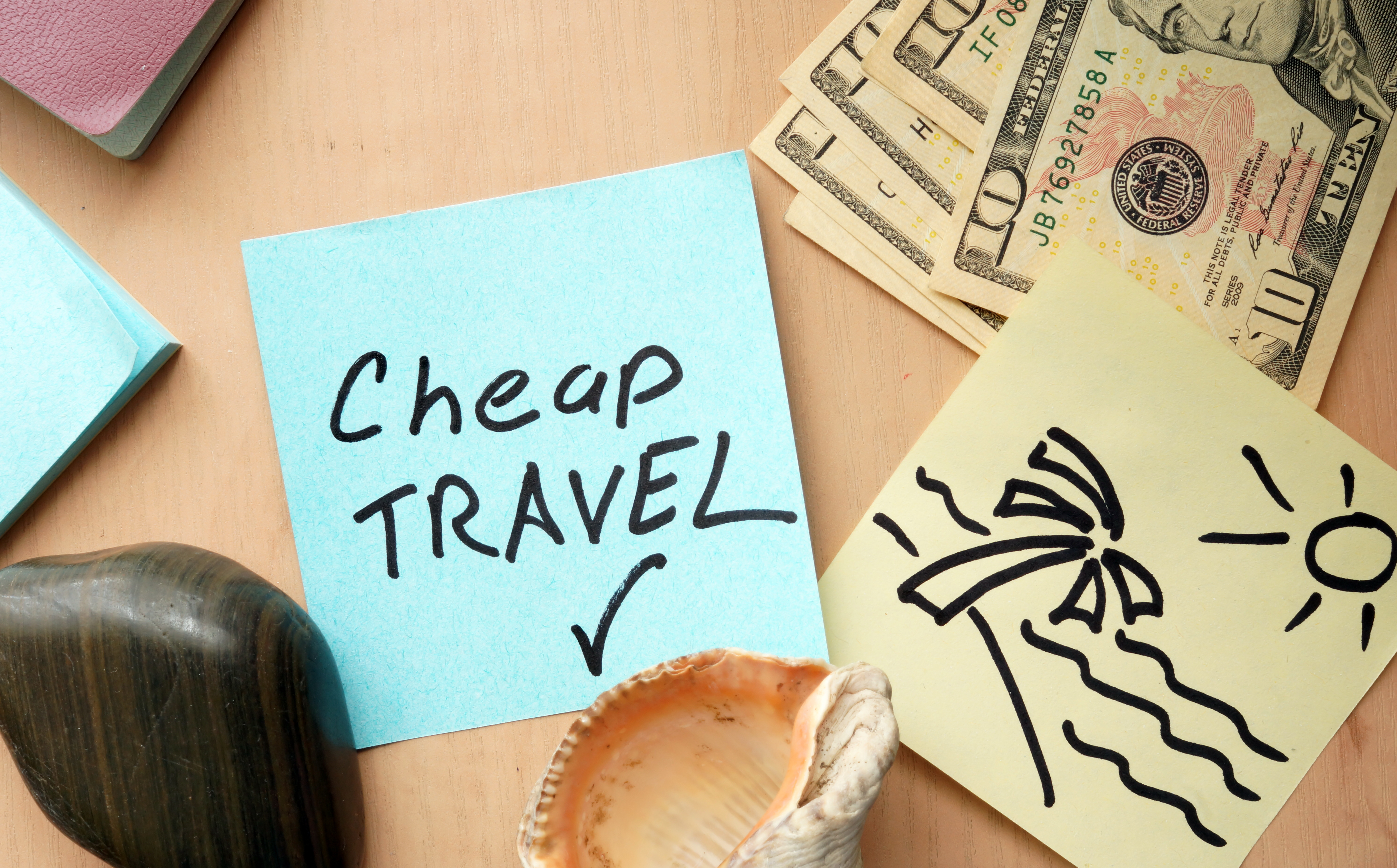 6 Smart Ways To Travel Cheaply - PenFed Your Money Blog - Nerdwallet