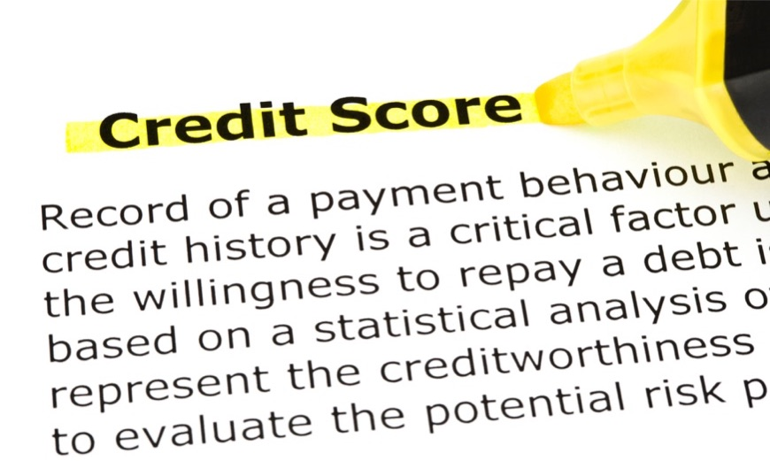 definition of credit score