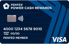 Power Cash Rewards from Visa
