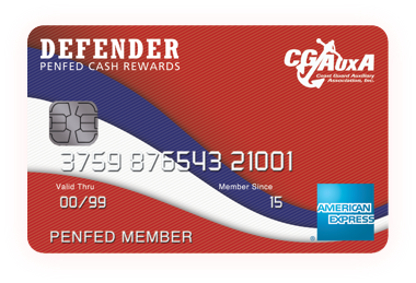 PenFed Defender American Express® Card