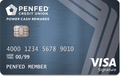 PenFed Power Cash Rewards