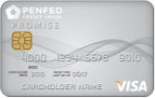 Simple and easy to use  - get your Promise Visa today