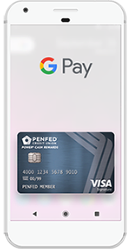 Sign up for Google Pay
