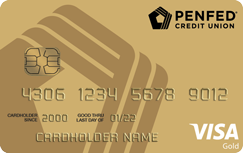 PenFed Gold Card