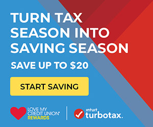 Save Up To $20 On TurboTax!
