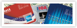 ROA Credit Cards