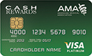 AMA PenFed Platinum Cash Rewards Visa® Card