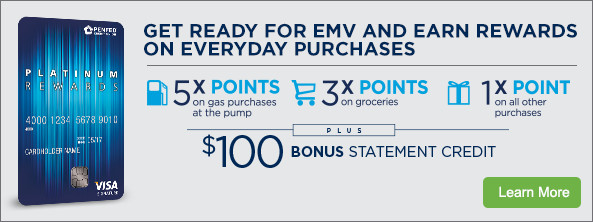 Visa Signature - Get Ready for EMV and Earn Rewards on Everyday Purchases.