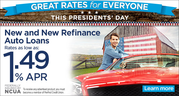 New and refinance auto loans