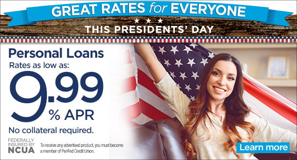 Personal Loans - No collateral required