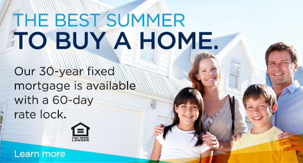 Best summer to buy a home