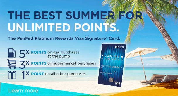 Best summer for unlimited points