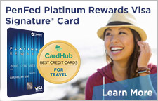 PenFed Platinum Rewards Visa Signature Card