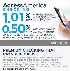 Access America Checking - Premium Checking That Pays You Back