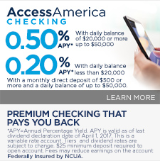 04012017 Access America Checking Featured Benefit Tile