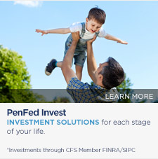 PenFed Invest Featured Benefit - 08172015