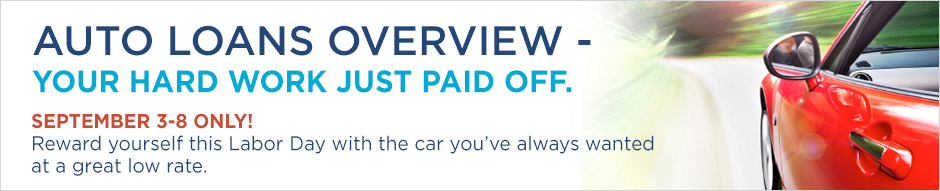 Auto Loans Overview