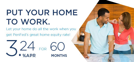 Home Equity - Put your home to work