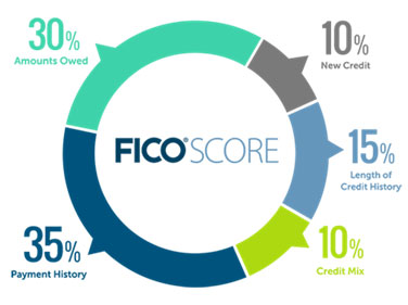 FICO Score Ingredients