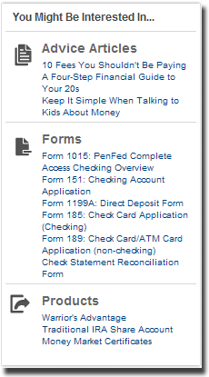 Forms Screenshot
