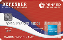 DEFENDER AMERICAN EXPRESS