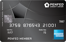 PenFed Premium Travel Rewards American Express