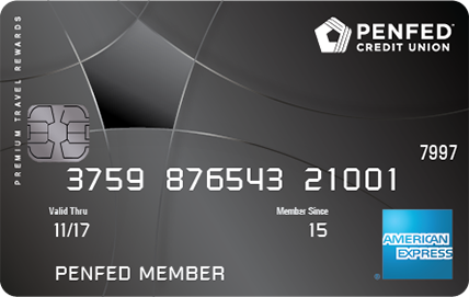 PenFed Premium Travel Rewards America Express Card